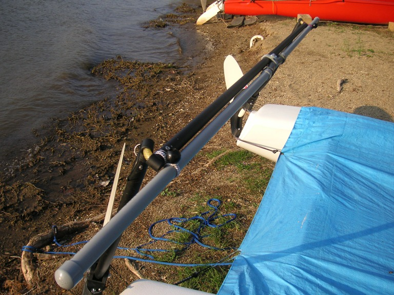 Tiller extension options - Catsailor com Forums
