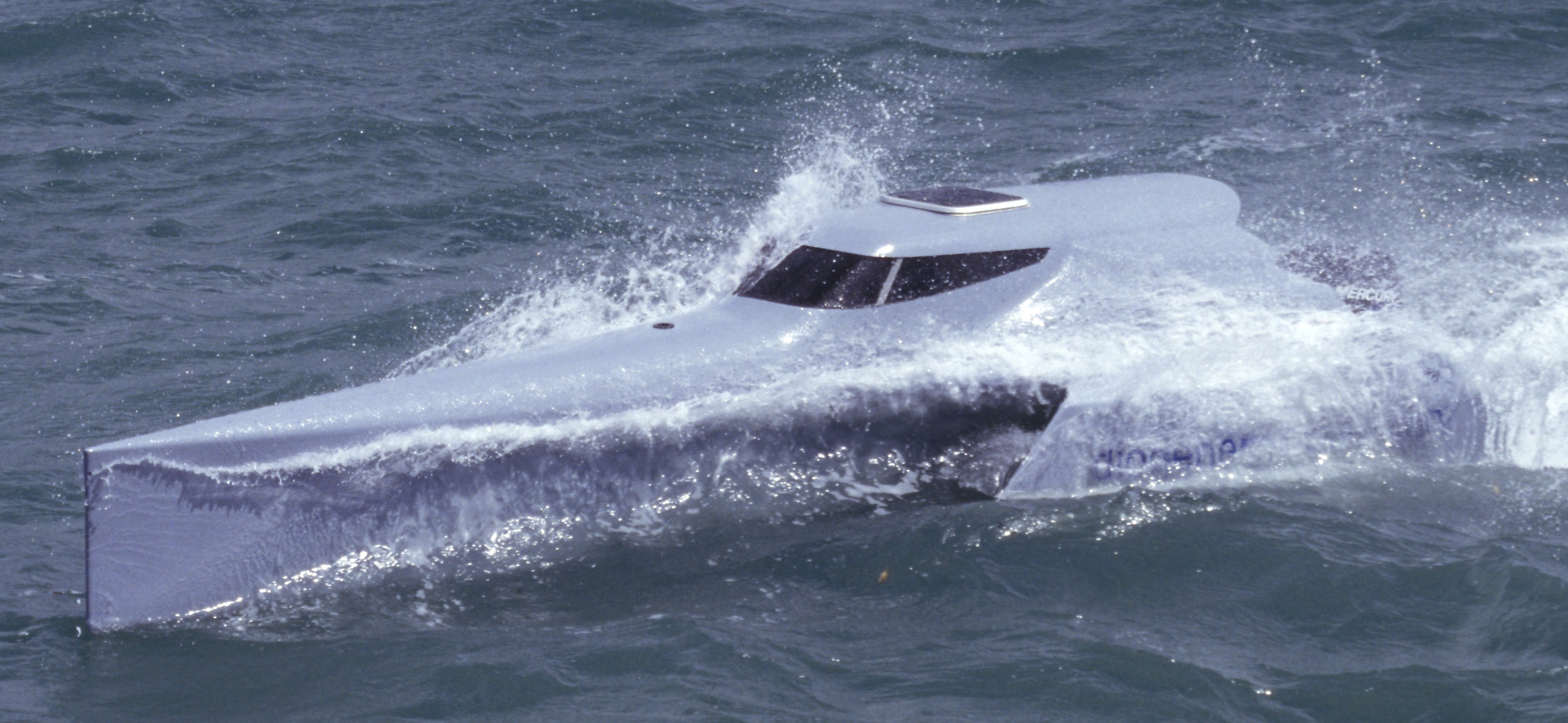 New Craft With Wave piercing Hull Design Catsailorcom