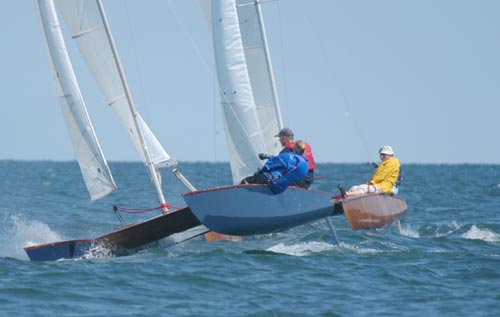 Best Cat for old guys & Cuba Run - Multihull Anarchy