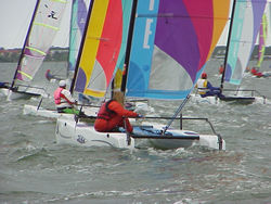 Waves Reaching at 1999 Nationals
